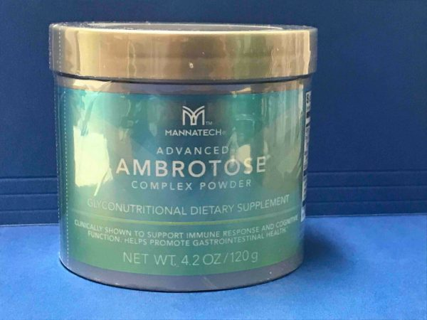 Mannatech Advanced Ambrotose 120g Powder - (0662712709567)