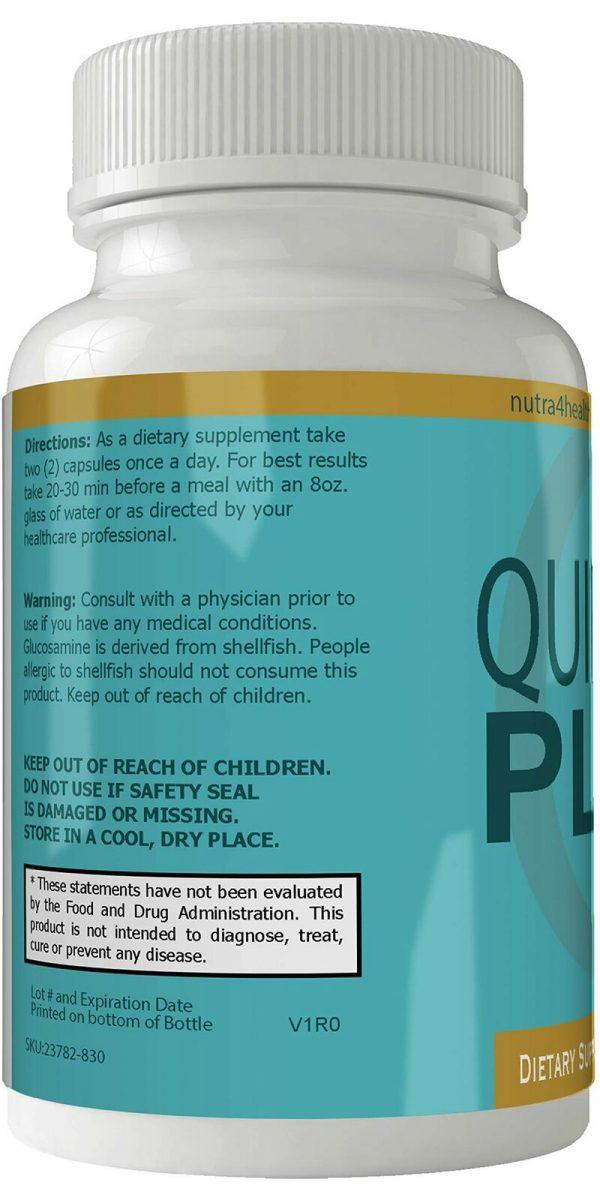 Quietum Plus Complete Tinnitus Relief Supplement, 60 Capsules, Proprietary Bl... 2