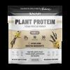 Organic Plant Protein Powder, Muscle Builder & Recovery Vegan Vanilla - 842g