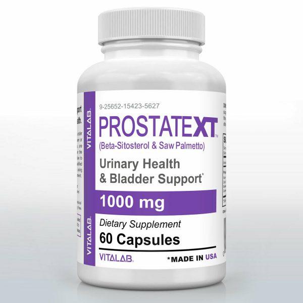 Prostate Support Urinary Health Bladder Beta Sitosterol Prostate Supplement 60ct 1