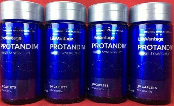 SALE LifeVantage Protandim Nrf2 120 Capsules Supplement - EXP 2023-2024