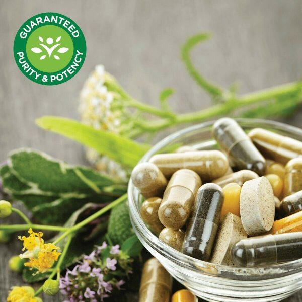 Swanson Full-Spectrum Wormwood (Artemisinin) Capsules, 425 mg, 90 Count 4