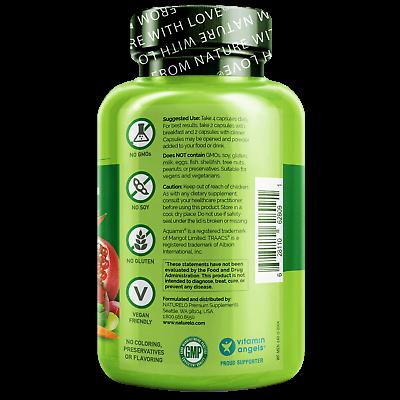NATURELO Whole Food Multivitamin for Men - 240 Capsules 1