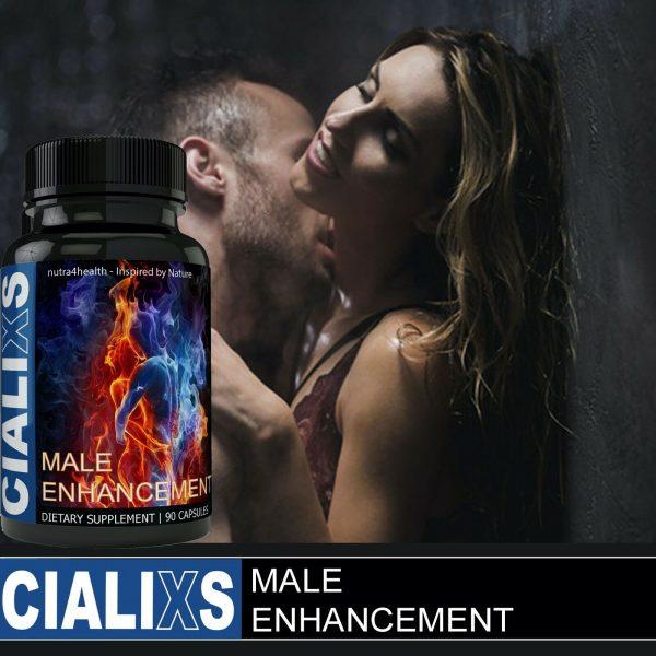 CialiXS Male Enhancement Supplement Enhancing Pills for Men 1 Month Supply 5