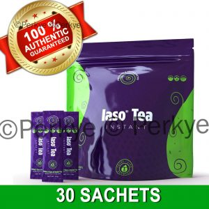 ❤️❤️TLC IASO INSTANT DETOX TEA 30 Sachets_individual serving_ Total Life Changes 1