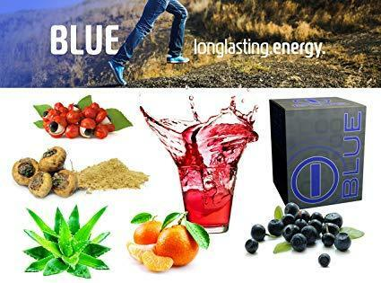 Blue Energy Blend by BHIP GLOBAL I-Blu - Energy Drink for Fitness & Weight Loss 6