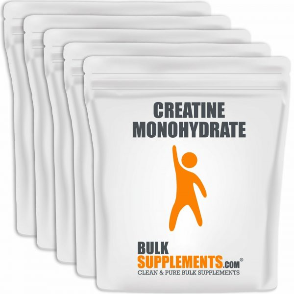 BulkSupplements.com Creatine Monohydrate (Micronized) 6