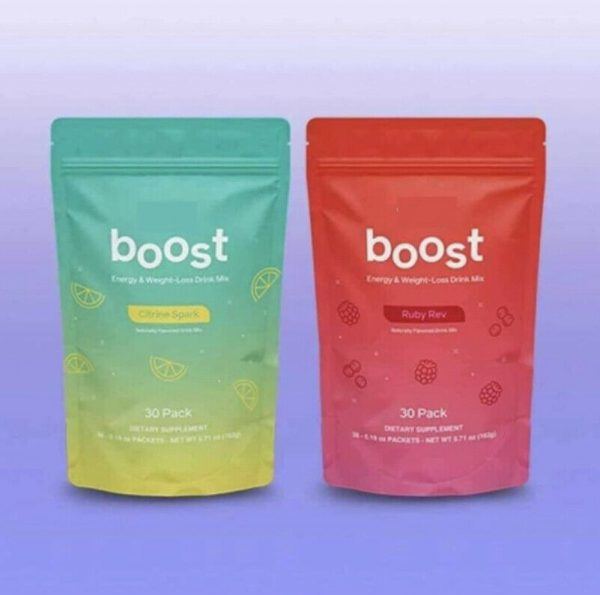 Truvy Boost Drink TruVision Health Weight Loss Fast Acting Fast Shipping