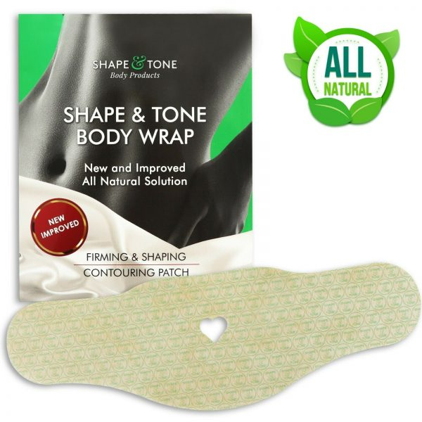 NEW Improved Firming and Shaping Contouring Patch Slimming Body wrap 5 WRAPS 2