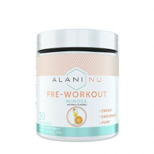 ALANI NU  Pre-Workout - Mimosa (FREE SHIPPING)