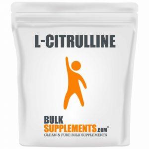 BulkSupplements.com L-Citrulline