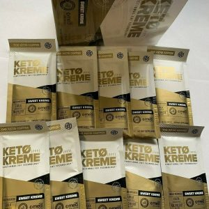 10 Packets KETO SWEET KREME by Pruvit FAST SHIPPING! 10 day supply! NEW FFT VER.