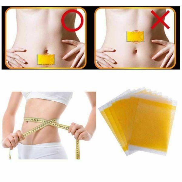 100 LOT FAST ACTING WEIGHT LOSS SLIM PATCH BURN FAT CELLULITE DIET SLIMMING PAD 4