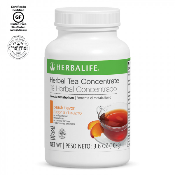 Herbalife Herbal Tea Concentrate 3.6 OZ  All Flavors  4