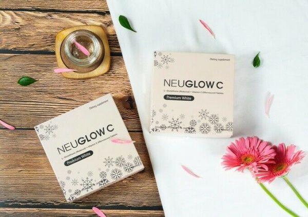 Neuglow L-Glutathione Premium White 28 Whitening effervescent tablets 7