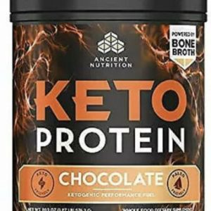 Ancient Nutrition Keto Protein 540 g Chocolate Clearance EXP 03/2021 1