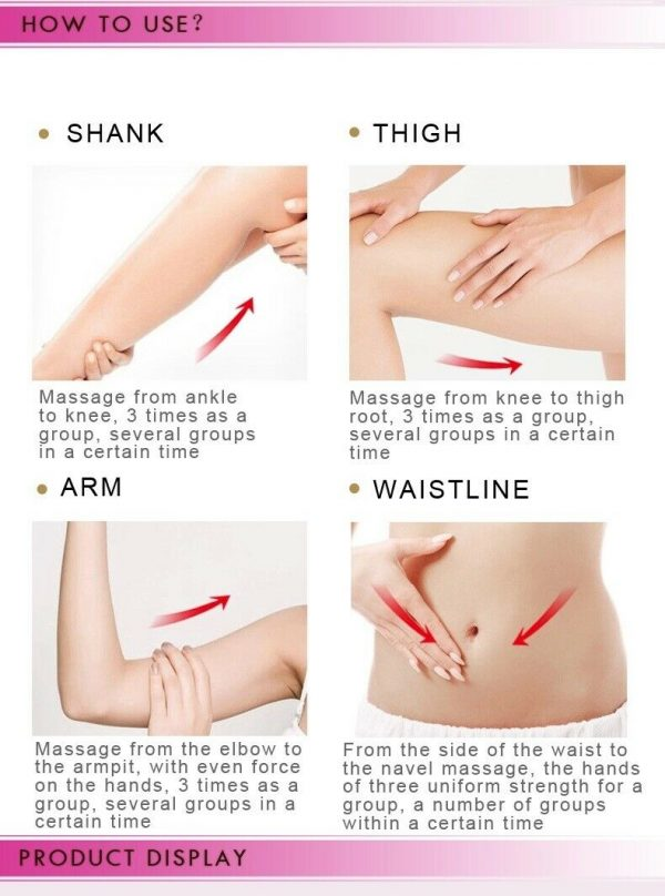 Weight Loss Cream Slimming Women Fast Fat Burning Thin Waist Belly Cream Mango  3