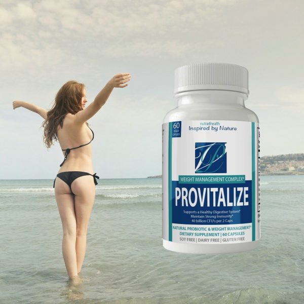 Provitalize Probiotic Weight Management Pills ORIGINAL Pills by nutra4health  7