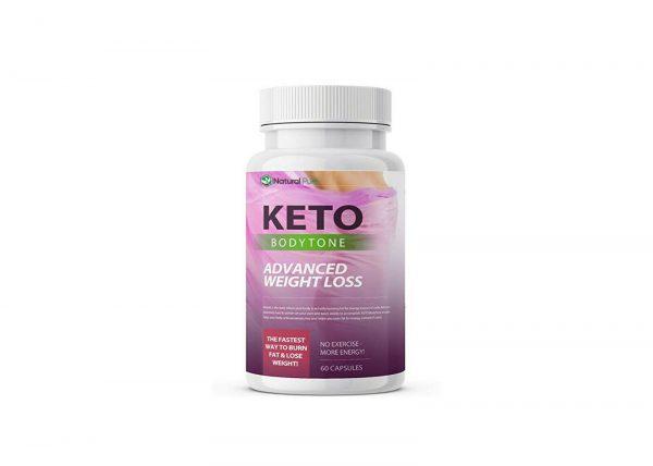 Keto Body Tone - Advanced Ketosis Weight Loss - Premium Keto Diet Pills 3