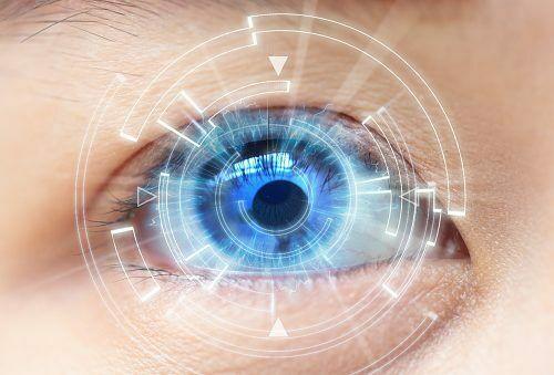Macular Health Advanced Eye Vision Formula Improves Eye Strength Pills 60 Caps 4