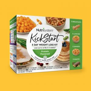 5 Day Weight Loss Meal Kit Nutrisystem Meals Nutrition Protein Snack Meals Food 1