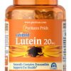 Puritan's Lutigold Lutein 20 mg 120 Softgels with Zeaxanthin Supports Eye Health