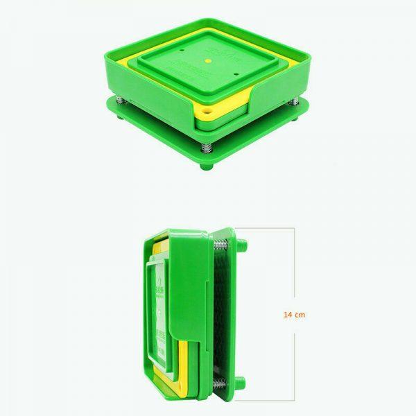 100 Holes Capsul Filler Size 000 00 0 1 2 3 Manual Filling Machine Tamper Tool 9