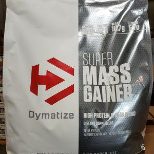 DYMATIZE SUPER MASS GAINER 12LB / 6LB MUSCLE MASS - PICK FLAVOR - MASS GAINER