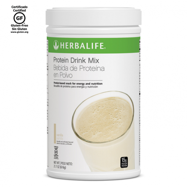 NEW HERBALIFE Protein Drink Mix all flavors ( 616 G ) FREE SHIPPING