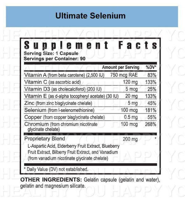 Ultimate Selenium (4 PACK) Youngevity 1