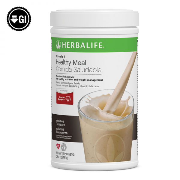 NEW Herbalife Formula 1 Healthy Meal shake and Protein Drink Mix ALL FLAVORS 9