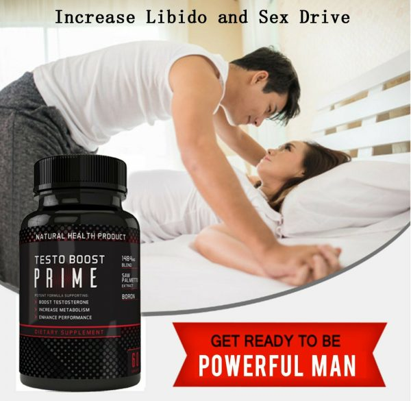 Testosterone Booster Male Enhancement,Pills,Improve Sex Stamina Performance 60ct 2