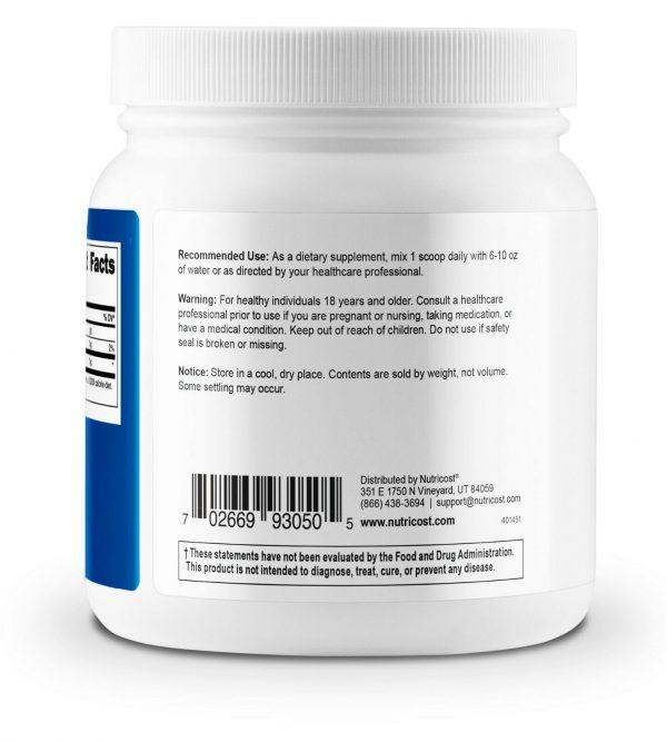 Nutricost Pure D-Ribose Powder 500G - High Quality 100 Servings; 5000mg Per Serv 2