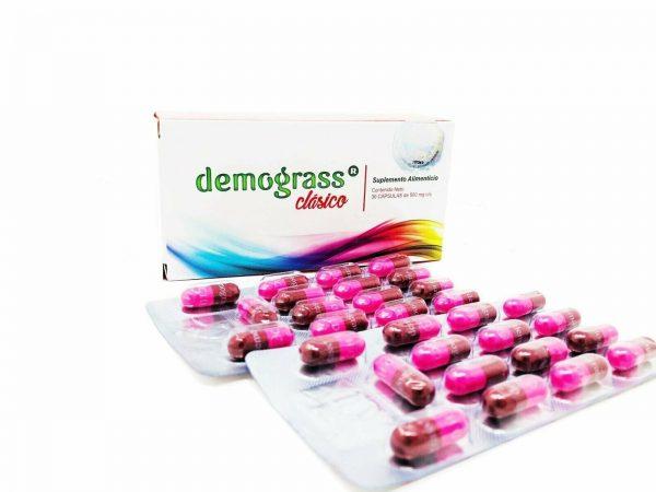 DEMOGRASS CLASICO 100% AUTHENTICO The Original Demograss Formula with FREE SHIP 3