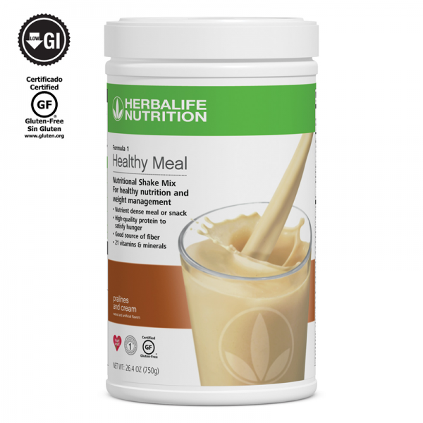 NEW Herbalife Formula 1 Healthy Meal shake and Protein Drink Mix ALL FLAVORS 1