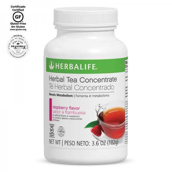 Herbalife Herbal Tea Concentrate 3.6 OZ  All Flavors  5