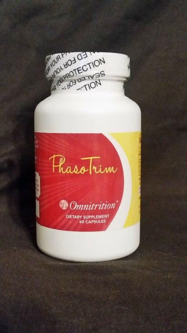 Omnitrition PhasoTrim 60 Capsules (60 Servings per bottle)