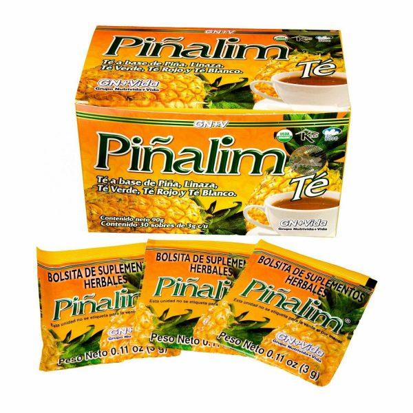 2 Te Pinalim Tea GN+Vida ENVIO GRATIS 60 days Pinalim Pineapple Diet  FREE SHIP 4