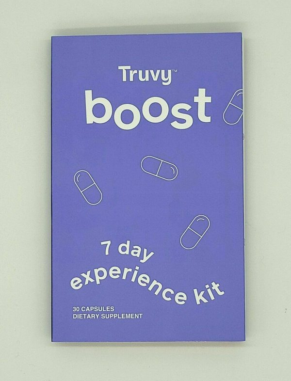 Fresh 30 Day TruVision Health TruFix/TruControl Weight Loss Combo TRU & VY Boost 8