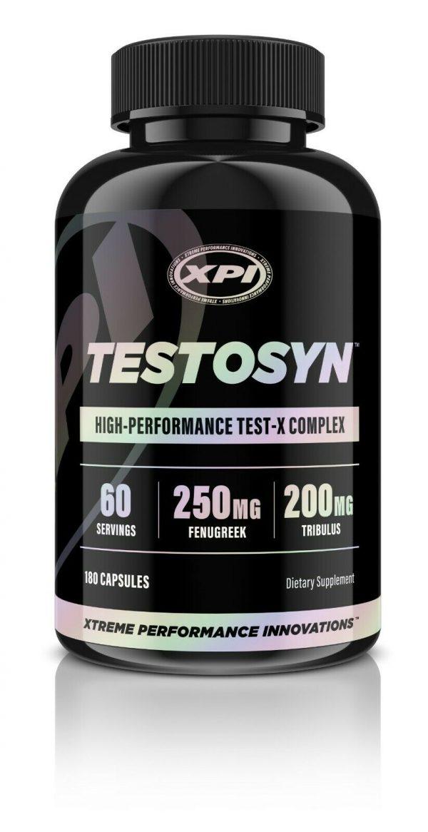 Testosyn - Powerful Testosterone Booster