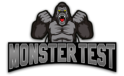 Testosterone Booster Monster Test for Men More Muscle Mass 6,000+ MG 2 Pack  5