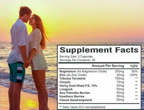 Cialix Men Enhancement Supplement Enhancing 60+30 Pills for men Libido -drive 1