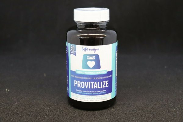 PROVITALIZE -Probiotic for Managing Menopause, Bloating, Hot Flashes, 60CT