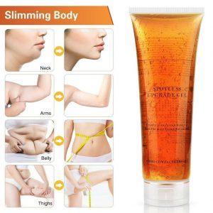 1-5 Fat Burning Gel Ultrasonic Massage Gel RF Cavitation Body Slimming Hot Cream 1