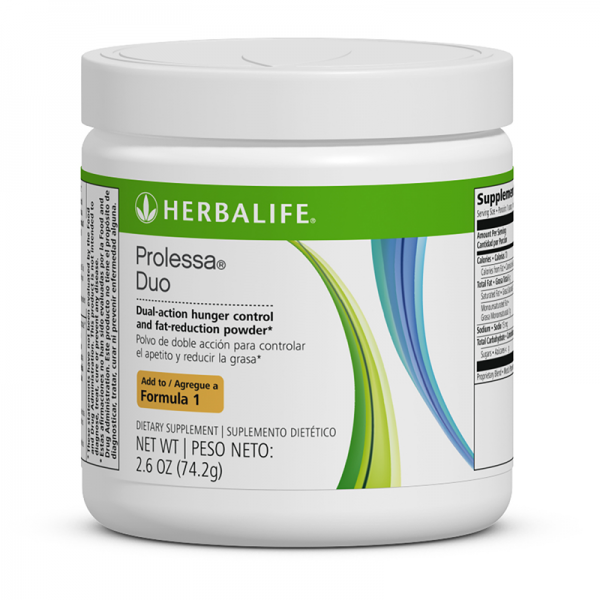HERBALIFE Prolessa Duo 7-Day 2.2 OZ , Brand New,  Exp: 2022,