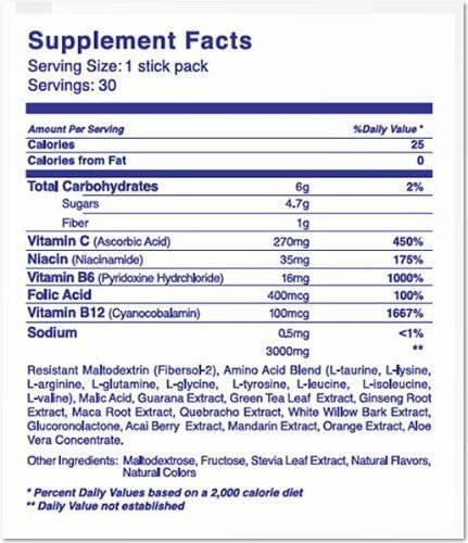 Blue Energy Blend by BHIP GLOBAL I-Blu - Energy Drink for Fitness & Weight Loss 7