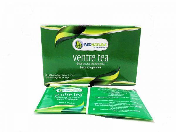 BE LAX TEA RedNatura Te BeLax 100% ORIGINAL VENTRE TE 1 Month Supply para 30 DIA 1