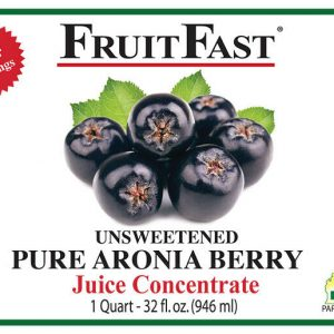 """""""New"""" Pure Aronia Berry Juice Concentrate -64 day supply- refrigerate on arrival 1"""