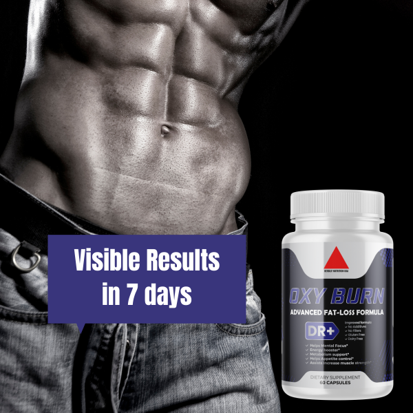 Belly Fat Burner Pills to Lose Stomach Fat, Weight Loss Supplement for Men  1