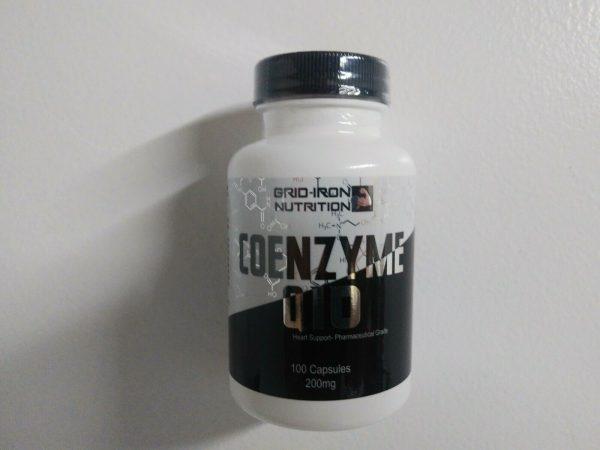 COENZYME Q10  200mg per capsule / 100 capsules per bottle